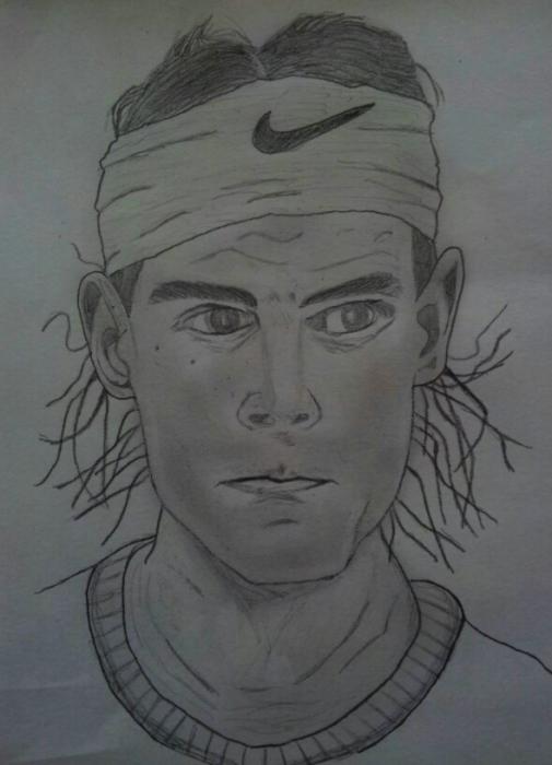Rafael Nadal by moreno38